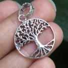 Petite 925 Silver Tree of Life Pendant SSP-172-KA