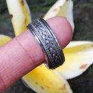 925 Silver Worry Ring//Spinner Ring//Unisex//Men's Ring SR-264-KA