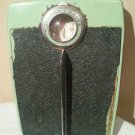 Vintage Green Health-O-Meter Scale - Old-Style Weight Display