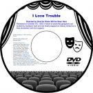 I Love Trouble 1948 DVD Film Detective Crime Drama Franchot Tone Janet Blair Jan