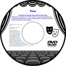 Five 1951 DVD Film Science Fiction Nuclear War Drama William Phipps Susan Dougla
