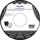 Charade 1963 DVD Film Romantic Spy Thriller Cary Grant Audrey Hepburn Walter Mat