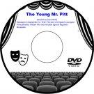 The Young Mr. Pitt Film DVD 1942 Drama Robert Donat Robert Morley Carol Reed