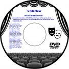 Undertow 1949 DVD Film Thriller Scott Brady John Russell Dorothy Hart Peggy Dow