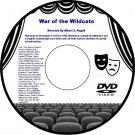 War of the Wildcats 1943 DVD Film Western Albert S. Rogell John Wayne Martha Sc