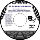 To the Victor, or Owd Bob 1938 DVD Film British Small Village Adventure Robert S