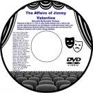 The Affairs of Jimmy Valentine 1946 DVD Film Drama Bernard Vorhaus Dennis O'Keef