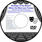 Heritage of the Desert (When the West was Young) 1932 DVD Film Western Randolph