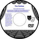 The Outlaw 1943 DVD Film Western Howard Hughes Jack Buetel Jane Russell Thomas