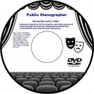 Public Stenographer 1934 DVD Film Romantic Crime Drama Lewis D. Collins Lola Lan