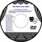 The Man from Utah 1934 DVD Film Romantic Cowboy Western Robert N. Bradbury John