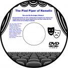 The Pied Piper of Hamelin 1957 DVD Film Musical Van Johnson Claude Rains Lori Ne