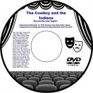 The Cowboy and the Indians 1949 DVD Film Christmas Cowboy, Indians John English