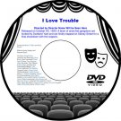 I Love Trouble 1948 DVD Film-Noir Mystery Franchot Tone Janet Blair Janis Carter