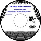 The Night Before Christmas 1905 DVD Family Silent Film Clement Moore