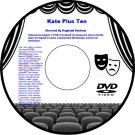 Kate Plus Ten aka Queen of Time 1938 DVD Film British Crime Comedy Adventure