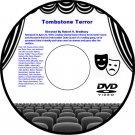 Tombstone Terror 1935 DVD Film Western Bob Steele Kay McCoy George 'Gabby' Hayes