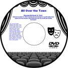 All Over the Town 1949 DVD Comedy Film Norman Wooland Sarah Churchill Cyril Cusa