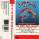 Greatest Hits 1974-78 by The Steve Miller Band UPC: 077771632143