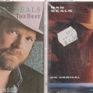 DAN SEALS CASSETTE LOT (2) ON ARRIVAL (NEW) & THE BEST-upc:077774830843