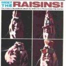 Meet The Raisins! by The California Raisins -upc:075678191725