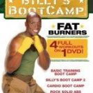 Billy's Bootcamp-Best of Fat Burners 018713542793