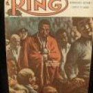 THE RING MAGAZINE JANUARY 1955 ARCHIE MOORE LIGHT HEAVYWEIGHT CHAMP