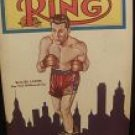 The Ring Magazine: August 1951  Cover: Walter Cartier