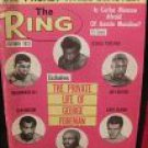 Ring Magazine: October 1973-THE PRIVATE LIFE OF GEORGE FOREMAN