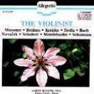 The Violinist by Aaron Rosand (Performer),Eileen Flissler (Performer) UPC: 0471638149