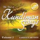 The Best of Kundiman Songs by Alpha Records UPC: 4806022101062