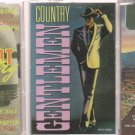 COUNTRY MUSIC CASSETTE LOT (3)welcome to the country,  red hot country, country gentlemen,