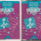 Rejoice Songbook: Prayers, Songs and Hymns for Sunday School CASSETTES