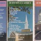 20 HYMN CLASSICS VOLUMES 1-3 CASSETTE