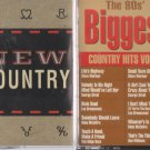 country music cassette tape lot-(4)