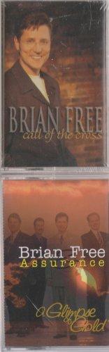 BRIAN FREE- CASSETTE LOT (2)