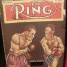 Ring Magazine: September 1951  Joe Louis & Ezzard Charles