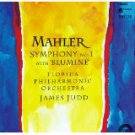 Mahler: Symphony No. 1 with Blumine by James Judd, Florida Philharmonic Orchestra and Mahler