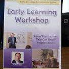 Early Learning Workshop Robert Titzer Language Development Reading Parent DVD