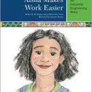 Aisha Makes Work Easier: An Industrial Engineering Story (Museum of Science) (Hardcover)
