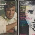 bURT BACHARACH'S GREATEST HITS & SELF TITLED CASSETTE LOT