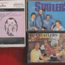 THE STATLER BROTHERS CASSETTE LOT (3)