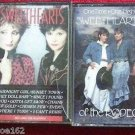 SWEETHEARTS OF THE RODEO -ONE TIME, ONE NIGHT CASSETTE LOT (2)