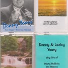 Denny Yeary Cassette Lot (4)