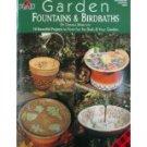 Garden fountains & birdbaths: 10 beautiful projects