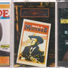 Bill Munroe Cassette Lot-At His Best-Mr. Bluegrass-Country HOF