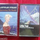 LITTLE FEAT FEATS DON'T FAIL ME NOW & REPRESENTING THE MAMBO CASSETTES (2)