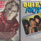 QUIET RIOT -CUM FEEL THE NOIZE & METAL HEALTH CASSETTES (2)