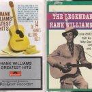 Greatest Hits & The Legendary Hank Williams Sr.