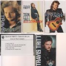 TRAVIS TRITT CASSETTES Tapes LOT COLLECTION